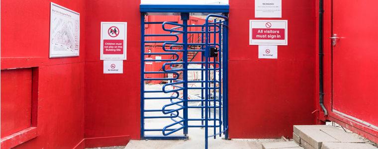 Construction Access Control