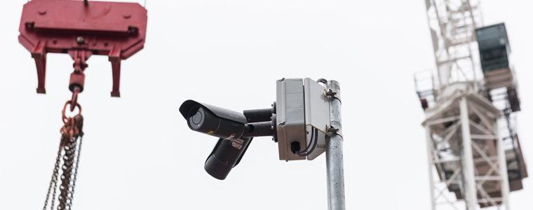 Construction Temporary CCTV